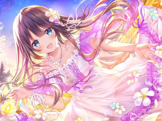 【Pixiv画师推荐】桜もよん-精致的美少女插画-9P