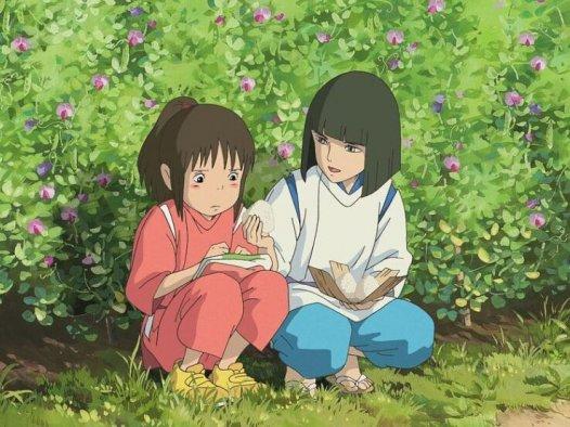 宫崎骏动漫电影《千与千寻》中的经典语录