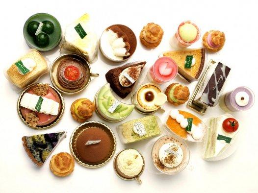 日本风格的蔬菜甜品,这些你都见过吗