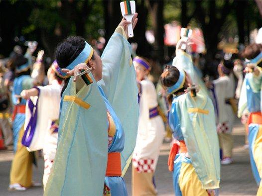 YOSAKOI(夜来祭),一项风靡世界的活动